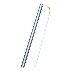 900mm Silver Ceiling Fan Extension Rod - DR36S