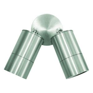 Anodized Aluminium Exterior Double Adjustable - EXTDAAA
