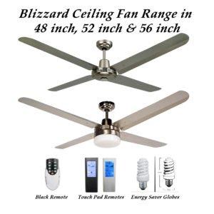 Blizzard Ceiling Fan