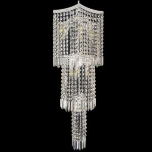 Derby 350 Chrome Chandelier - CRPDER10350CH