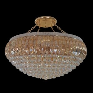 Dome 800 Gold Chandelier - CRPDOM17800GD