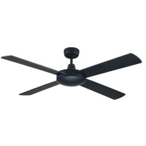 Genesis 52'' Black Ceiling Fan - GEN52BLK