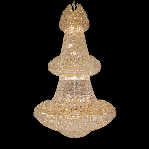 Grande 1500 Gold Chandelier - CRPGRA811500GD