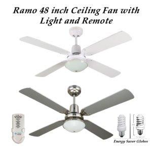 Ramo Ceiling Fan