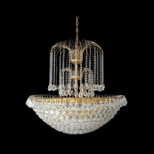 Surrey 1000 Gold Chandelier - CRPSUR211000GD