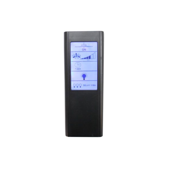 Touch pad Black remote - TOUCHRMBL