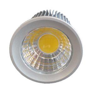 9w COB GU10 LED Dimmable Globe - LEDCOB9WGU10DIM - PW- CW-WW