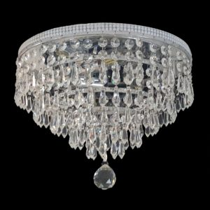 Waterfall 330 Chrome Ceiling Light - CTCWAT03330CH