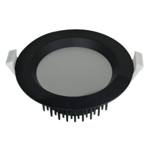 LED 13w Premium Cool White Black- LED13WLPCWBLK