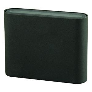 Micro Mini LED Integrated External Light in Black
