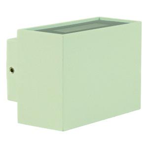Strett Small LED Integrated External Light White