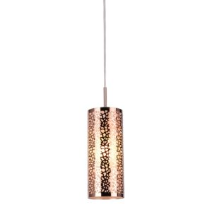 Zay Rose Gold Pendant Light