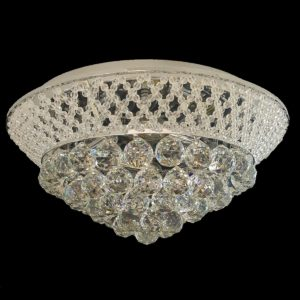 Cumbria 480 Chrome Ceiling Light - CTCCUMB04480CH