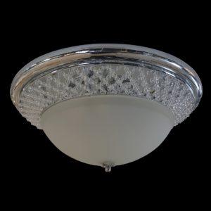 Dorset 510 Chrome Ceiling Light - CTCDOR06510CH