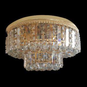 Kent 450 Gold Ceiling Light - CTCKEN06450GD
