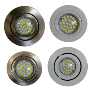 4w GU10 Downlight Kit