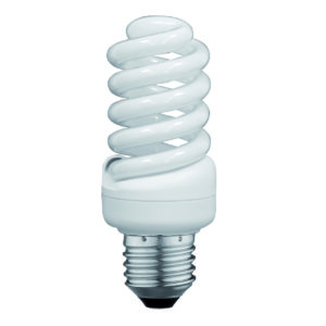 15w E27 Warm White Globe - 15WESWWT2