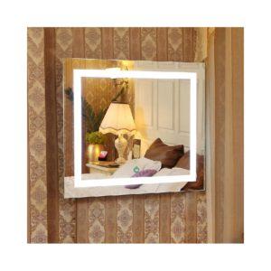 LED Square Mirror Light 60x60cm - MIR1005