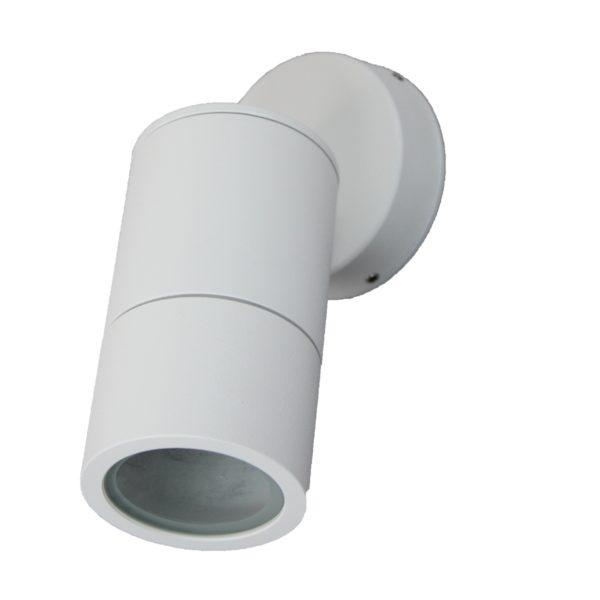 White Aluminium Single Adjustable - EXTSAWH