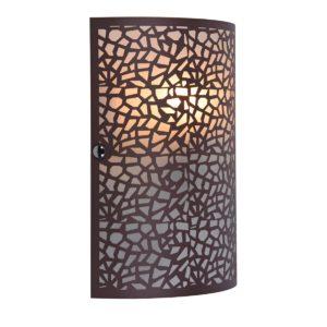 Zay Brown Wall Light
