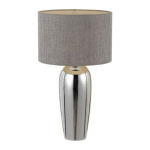 Jarman Chrome Table Lamp