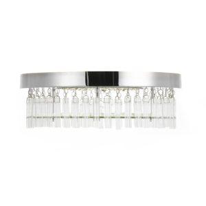 Andela 30 Watt LED Round Oyster Light