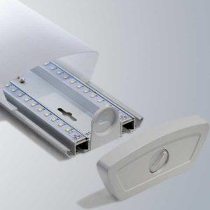 Encore LED Cool White 5000K Batten Light