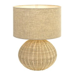Mohan 38 Table Lamp in Sand