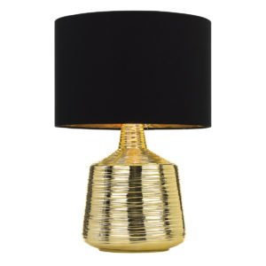 Sylvia 34 Table Lamp in Gold