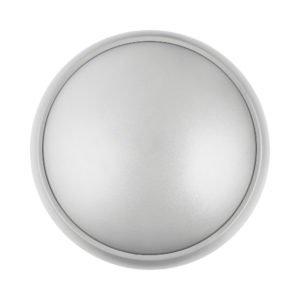 Wynn IP65 8 Watt LED Round Bunker Light in Silver