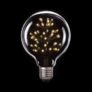 3W E27 Starglow G95 Vintage Style LED Globe