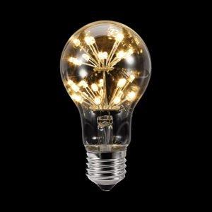 3W E27 Starglow A60 Vintage Style LED Globe