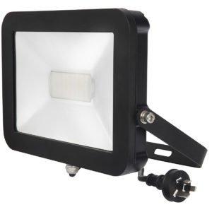 Stealth Slim Floodlight 30W 4200K in Black