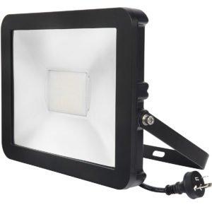 Stealth Slim Floodlight 50W 4200K in Black