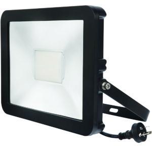 Stealth Slim Floodlight 100W 4200K in Black