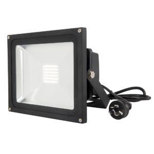 Avenger II 30W LED Flood Light in Black