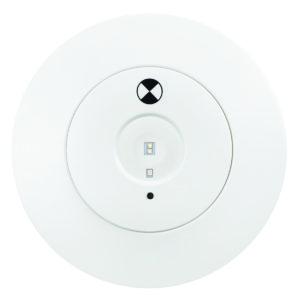 Pathfinder 6W Recessed Emergency Downlight in White