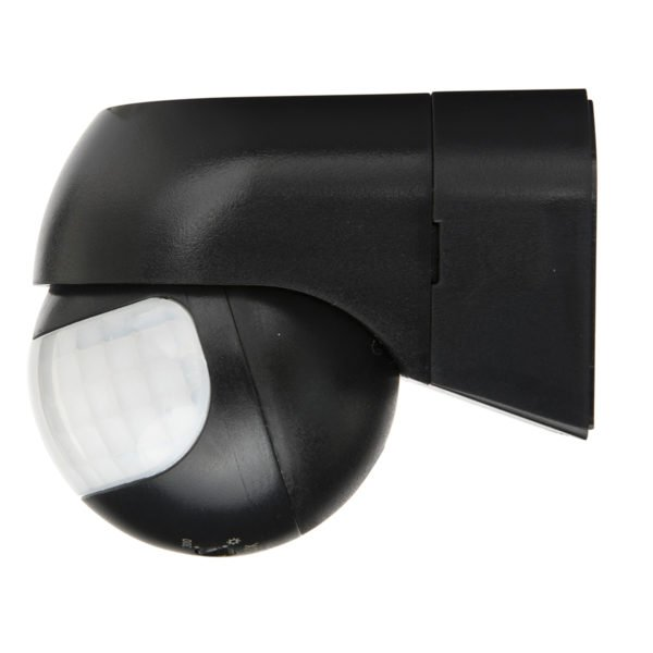 Ezy-Scan 180 Degree PIR Sensor in Black
