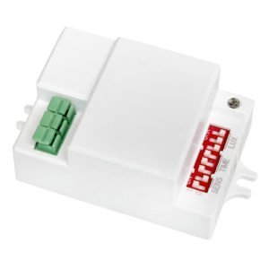 Retro-Fit Ceiling or Wall Microwave Sensor