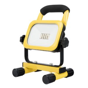 Portalamp II 10W Rechargeable Work Light in Yellow