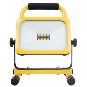 Portalamp II 20W Rechargeable Work Light in Yellow