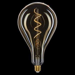 Cosmos E27 PS160 4W LED Filament Globe