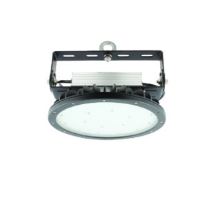 Discus II 120W 5000K IP67 LED Highbay in Black