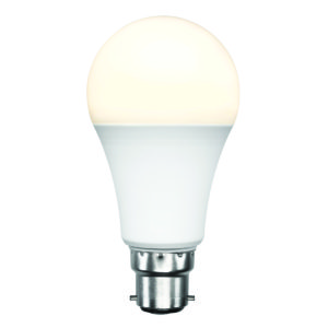 Smart Wifi Classic A60 9W CCT LED B22 Globe (Dimmable)