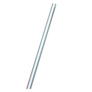 900mm Brushed Aluminium Ceiling Fan Extension Rod