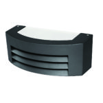Berea E27 Bunker Light in Matt Black Die Cast Aluminium Alloy