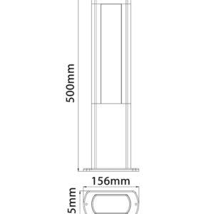 AMUN3 Dimensions