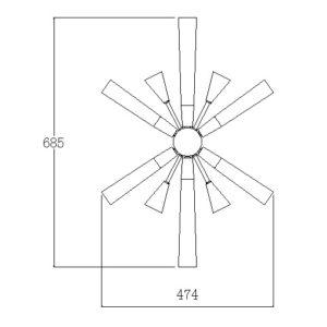 SPUTNIK2 Dimensions