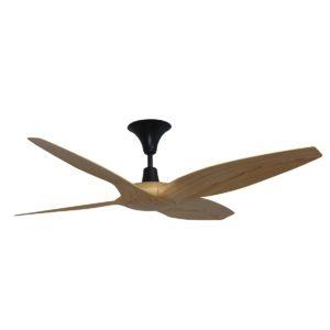 Fias Fantum Designer 60 inch DC Ceiling Fan in Woodgrain