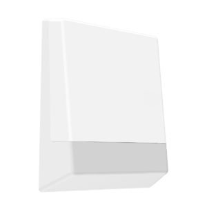 Bulk Letterbox Eyelid 12 watt Warm White LED Light in Matt White
